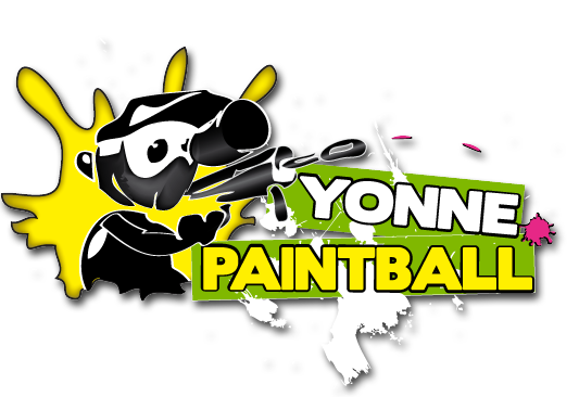 Logotype Yonne Paintball